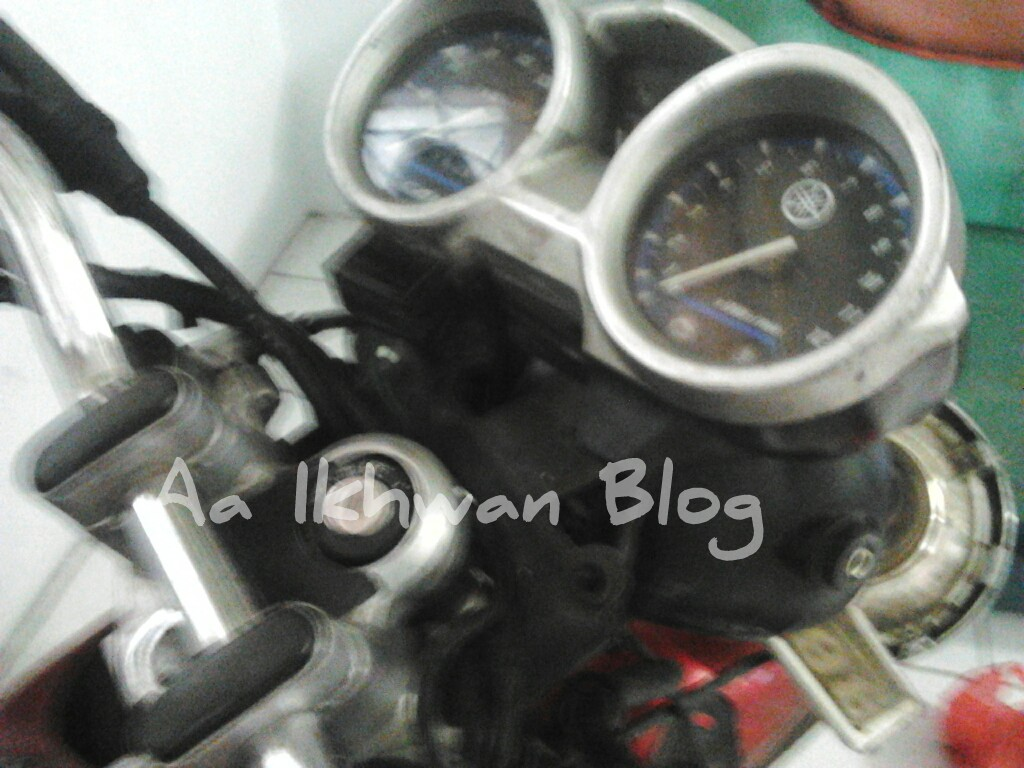 Lepas Speedometer
