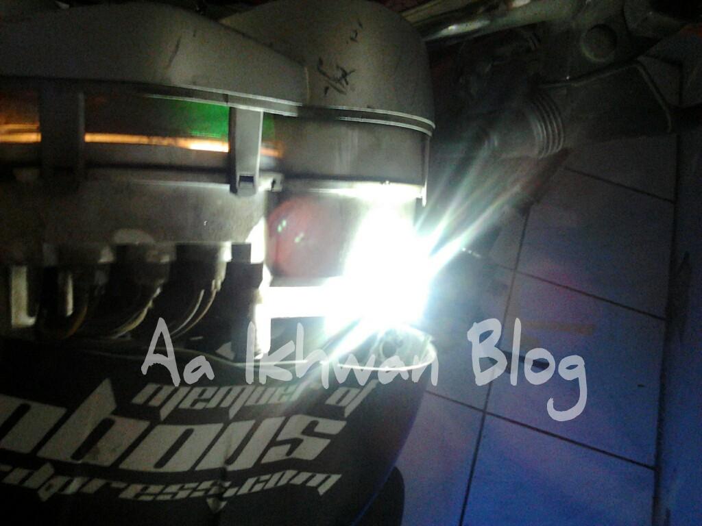 Nyala LED Speedo