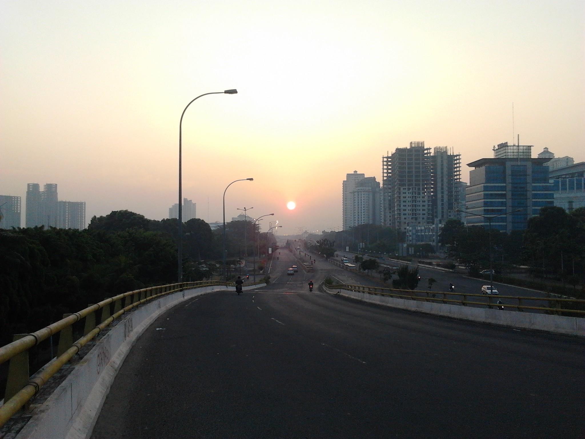 flyover-kemayoran