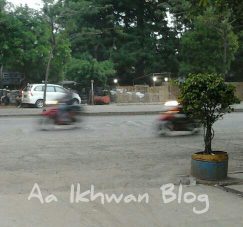 Jl. Jendral Sudirman - Tangerang